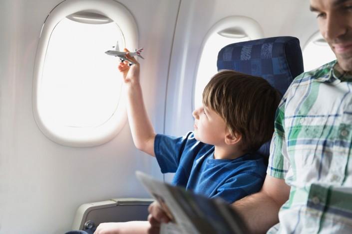 Дети билет на самолет забронировал отель самому