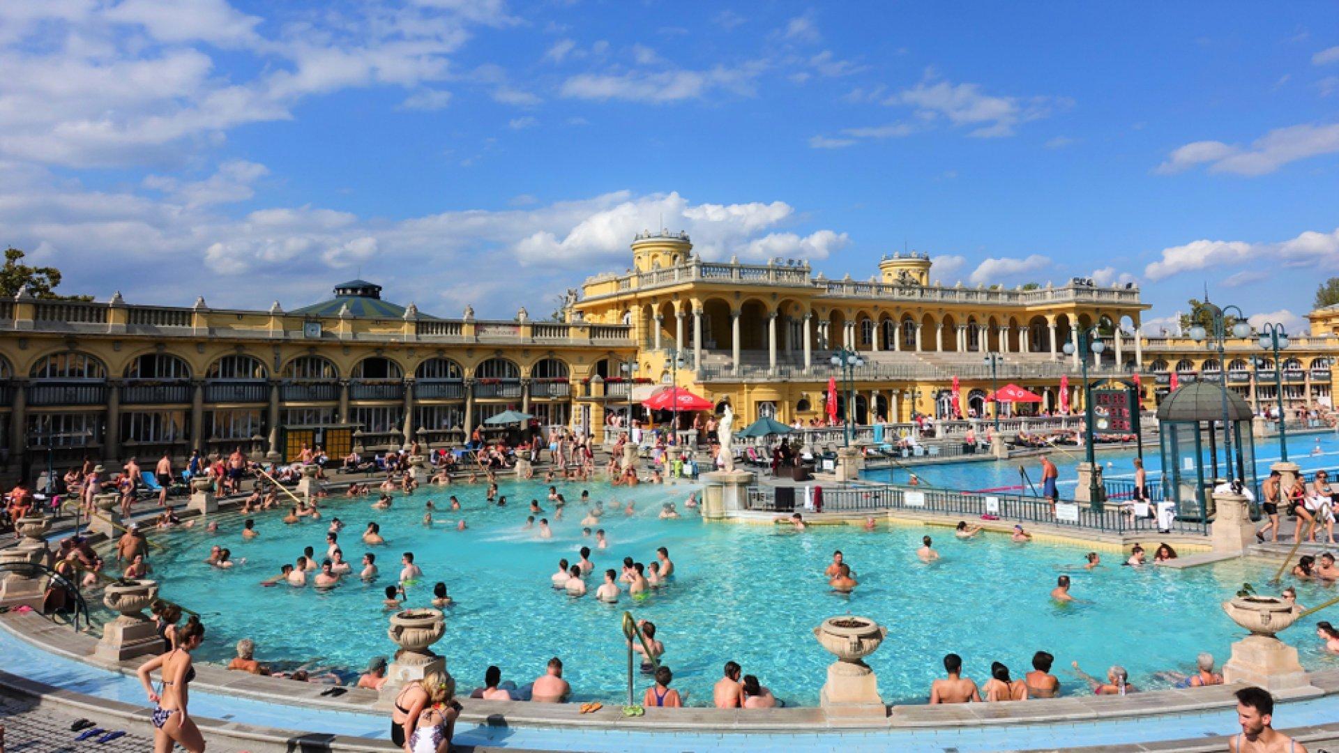 Будапешт признан лучшим туристическим направлением Европы
